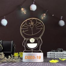 Đèn Ngủ Trang Trí LED 3D Mẫu Mới Tâm House D003-19