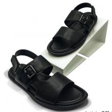 Dép Sandal nam 861-6101 Bata màu đen