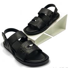 Dép Sandal nam 861-6102 Bata màu đen