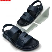 Dép Sandal nam 861-9102 Bata màu xanh đen