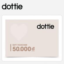 Phiếu quà tặng Dottie 50k