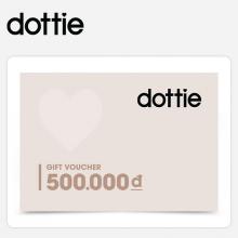 Phiếu quà tặng Dottie 500k