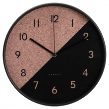 Đồng hồ treo tường Halfell Index Living Mall