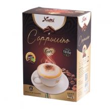 Cà phê capuchino Vinanutrifood C01, hương vị thơm ngon béo ngậy, giúp khơi dậy tinh thần tỉnh táo (15g x 12 gói)