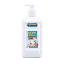 Combo 5 chai Nước rửa đa năng sinh học Doctor Clear Nano - Bạc