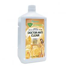 Nước Xả Sinh Học Diệt Khuẩn Cao Cấp Doctor Anti Clear diệt khuẩn, khử trùng, làm mềm vải