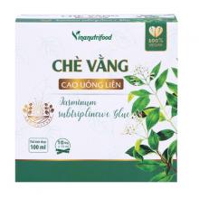 Cao uống liền Chè Vằng Vinanutrifood giúp thanh nhiệt giải độc hỗ trợ phục hồi cơ thể