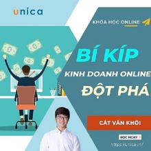 Khóa học Bí quyết kinh doanh Online đột phá