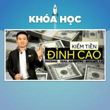 Khóa học Kiếm tiền đỉnh cao với Facebook cá nhân - Email marketing và Affiliate 2.0