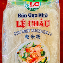 Bún gạo khô Lệ Châu