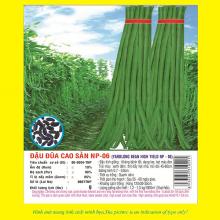 Hạt giống đậu đũa cao sản NP 06 (HẠT ĐEN) 50GR