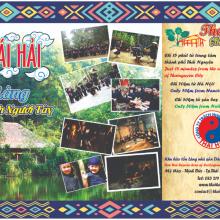 Du lịch văn hóa dân tộc tày bản làng Thái Hải