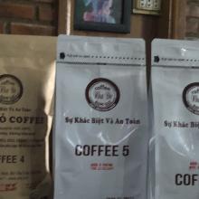 Ca phê rang xay