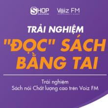 Gói hội viên 3 tháng Ứng dụng nghe sách nói có bản quyền Voiz FM (Tiêu chuẩn)
