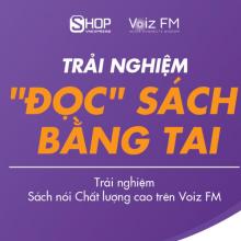 Gói hội viên 12 tháng Ứng dụng nghe sách nói có bản quyền Voiz FM (Tiết kiệm)