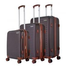 (MIỄN PHÍ SHIP) Bộ 3 vali nhựa TRIP P803A size 20+24+28inch cao cấp