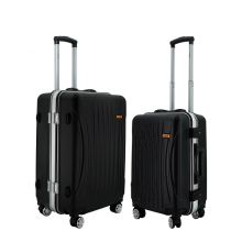 (MIỄN PHÍ SHIP) Bộ 2 vali khung nhôm IMMAX A15 size 20+24inch cao cấp