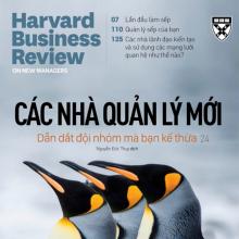 Sách nói  Các Nhà Quản Lý Mới - Harvard Business Review Onpoint