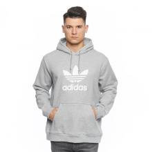Áo hoodie nam Sweatshirt Adidas Originals- refoil Hoody medium grey heather DT7963