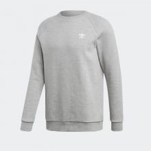 Áo thun nam Adidas Originals Essentials Sweatshirt Small Logo Grey DV1642