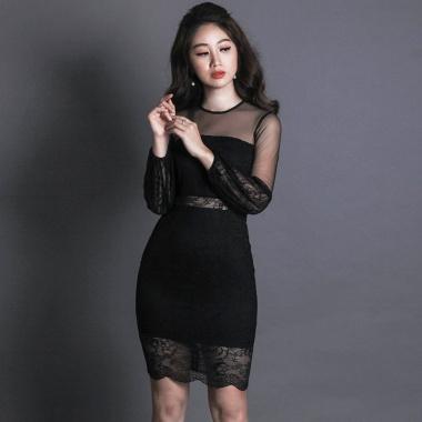 Váy Princess Dress EV0191 - (Màu đen)