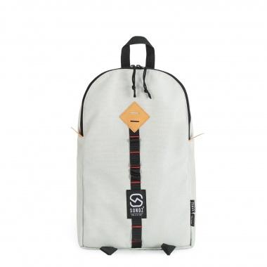 Balo thời trang Sonoz Le Simple BLANC0717 / Xám trắng