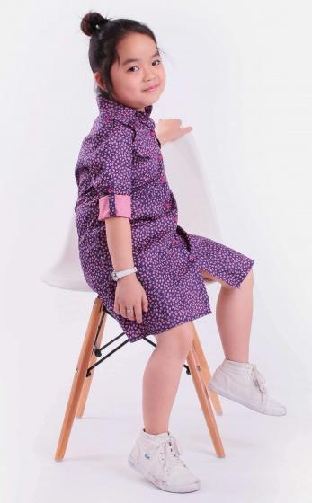 UKID101 - Đầm bé gái