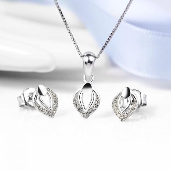 Bộ trang sức bạc Featured