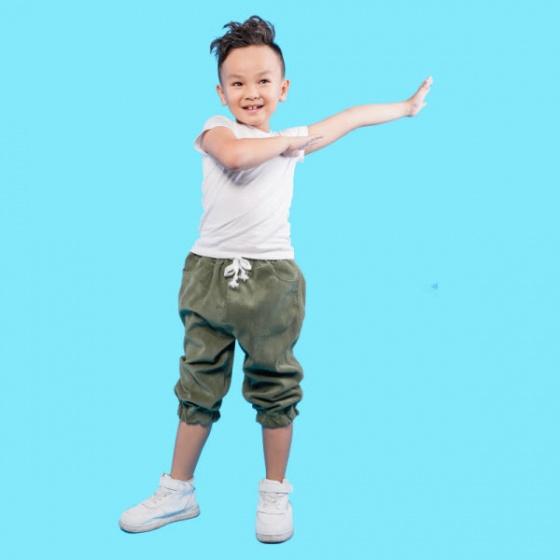 UKID131 - Quần jogger bé trai