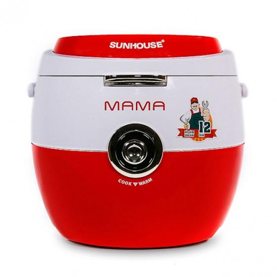 Nồi cơm điện 1,8L Sunhouse Mama SHD8661