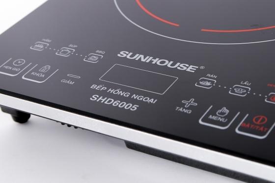 Bếp hồng ngoại Sunhouse SHD6005