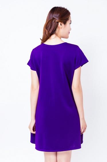Đầm oversize cá tính
