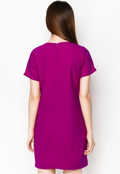Đầm suông túi mổ cao cấp - HK 137, 138, 139