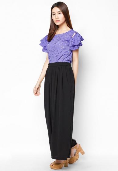 Set áo cách điệu & quần phong cách cao cấp - HK 207, 208