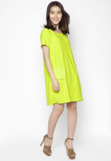 Đầm suông Uban - HK 303-304