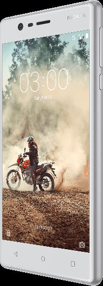 Nokia 3 - Trắng