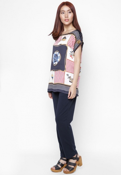 Quần áo đồng phục công sở mùa hè - HK 317