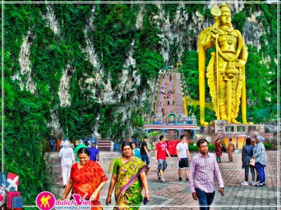 Tour Singapore - Malaysia 5 ngày 4 đêm dịp hè 2017 giá tốt từ Tp.HCM
