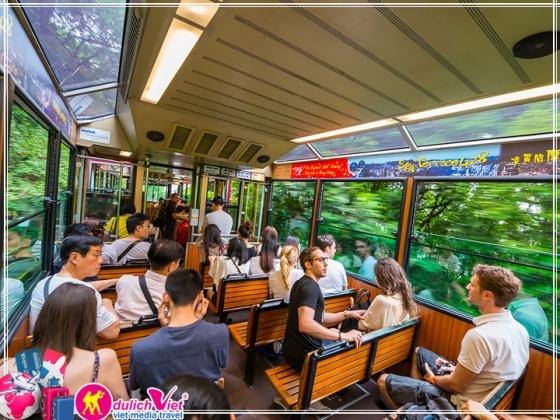 Tour du lịch Hồng Kông 4 ngày 3 đêm giá tốt 2017 từ Sài Gòn