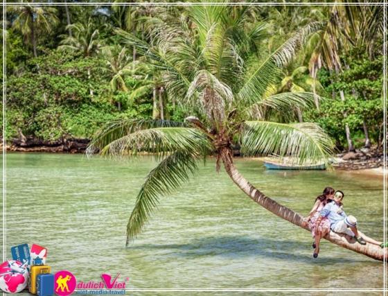 Du lịch miền Tây - Khám phá Đảo Nam Du 2 ngày 2 đêm hè 2017 từ Sài Gòn