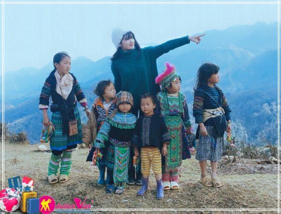 Du lịch Hà Nội - Lào Cai - Sapa - Fansipan khuyến mãi Vietnam Airlines