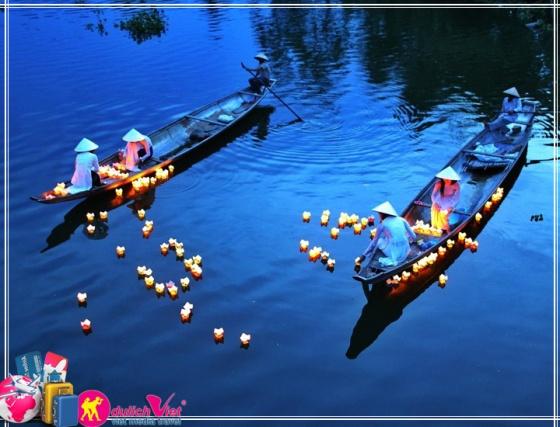 Du lịch Miền Trung - Đà Nẵng - Huế - Hồ Truồi hè 2017 bay từ Sài Gòn