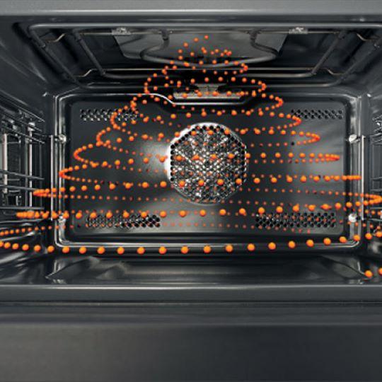 Lò nướng có chức năng vi sóng By Starck BCM547ST