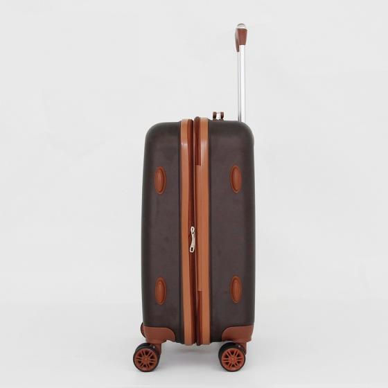 Vali Trip P803A size 60cm (24 inches) màu cafe (tặng áo vali)