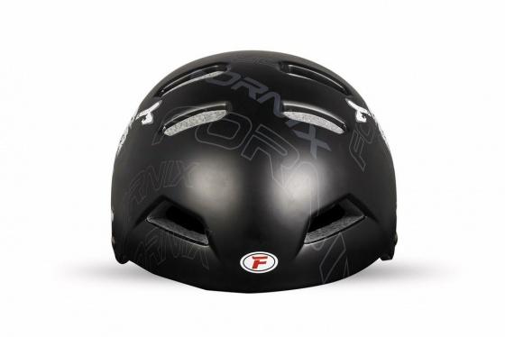 Nón bảo hiểm thể thao Fornix - NC1 (màu đen hình xương chéo)