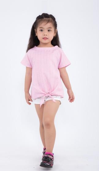 UKID169 - Áo kiểu bé gái