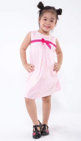 UKID170 - Đầm bé gái
