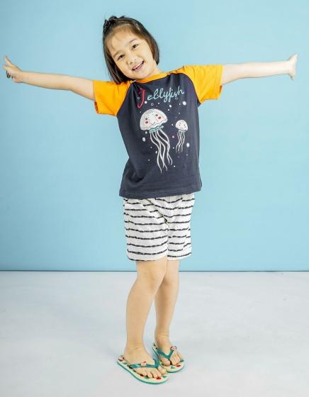 UKID93 - quần short bé gái