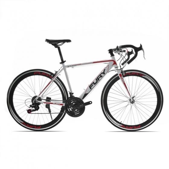 Xe đạp thể thao Fury - BT401 (màu đen xanh lá)