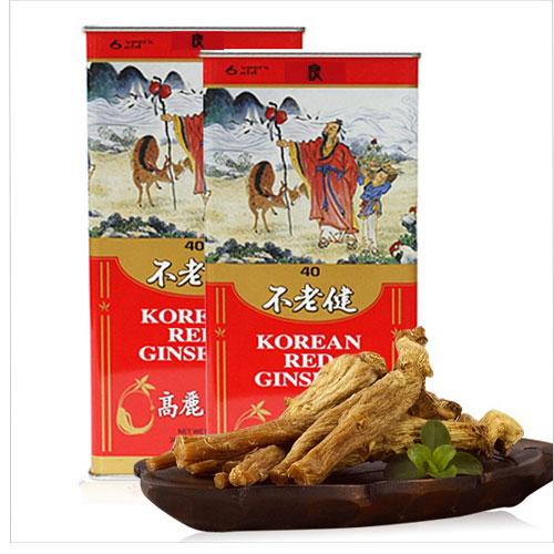 Hồng sâm củ khô Daedong Hàn Quốc good 150g (Size40)